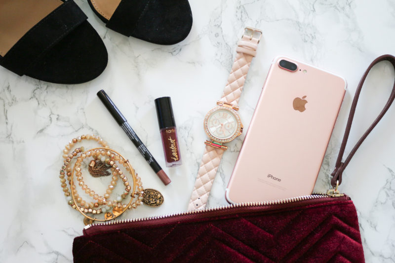 Flatlay Friday, All about Arm Candy